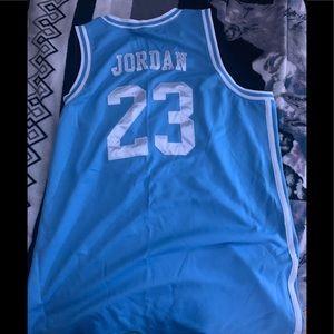 Jordan college jersey